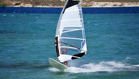 Windsurfing In Newquay