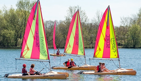 Sailing Lessons & Hire In England