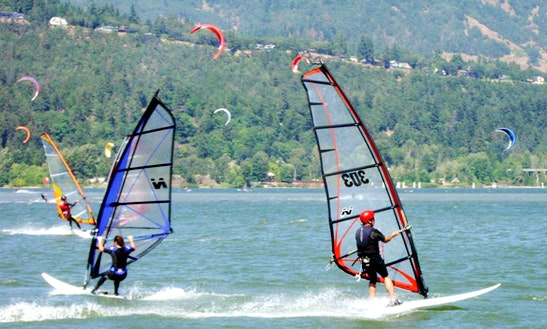 Windsurfing Hire In England