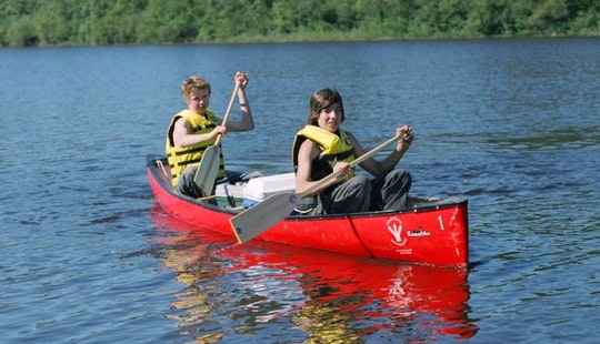 Canoeing Hire In England