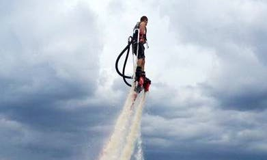 Flyboarding Experience in Stockholm