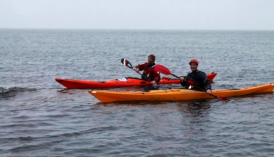 Kayaking Courses In Limerick