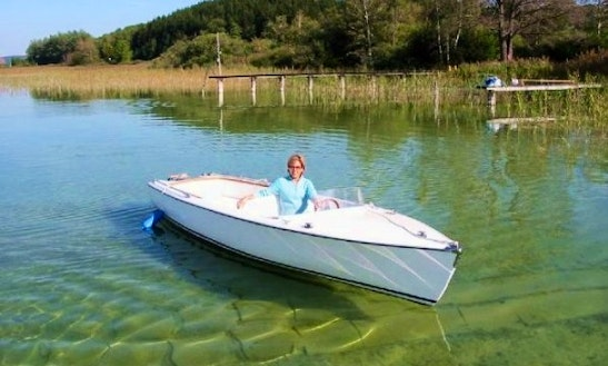 Bass Boat Rental In Mattsee