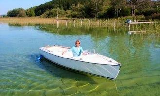 Bass Boat Rental in Mattsee