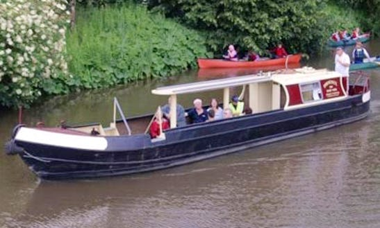 Phoenix Canal Boat Hire In Whaley Bridge
