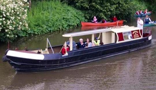 Phoenix Canal Boat Hire In Whaley Bridge