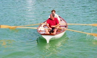 Row Boat for Rental in Mattsee