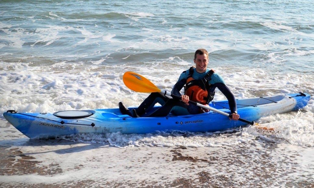 Sea Kayaking in Swanage
