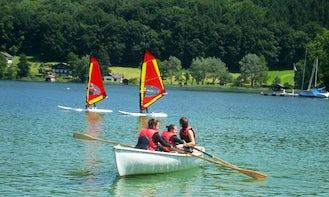 Canoe For Rental in Mattsee