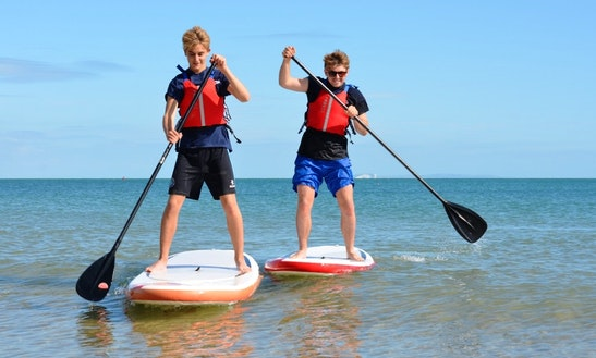Paddleboard Tours In Newquay