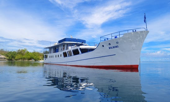 125' Steel Hull Dive Liveaboard, Honiara, Solomon Islands