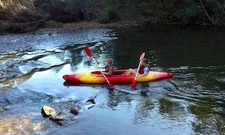 Double Kayak Tours in Kangaroo Valley