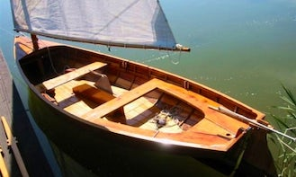 Latins Row Boat For Rental in Mattsee