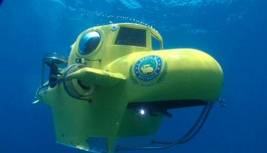 Submarine Diving Trips In Fitzroy Island