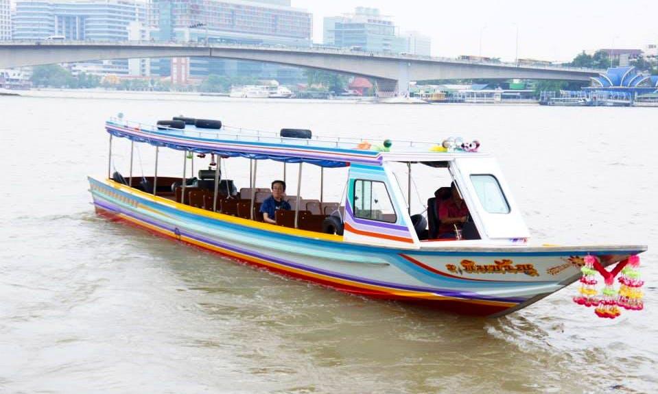 Cruising Trips in Tambon Muang Tia, Thailand