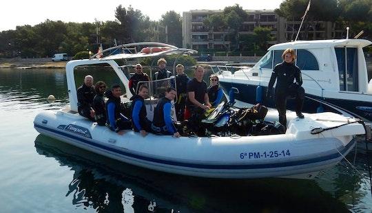 Diving Trips & Courses In Felanitx