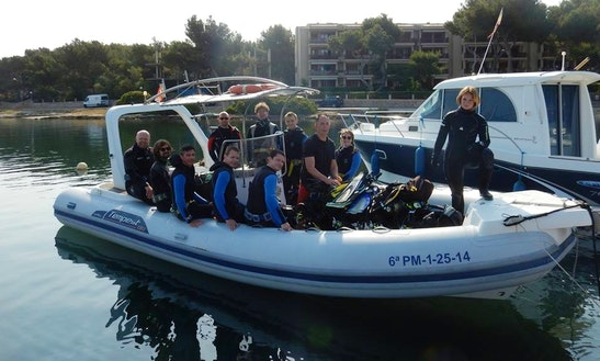 Diving Trips & Courses In Felanitx
