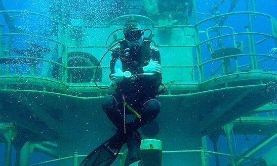 Diving Tour In Koh Chang