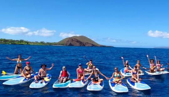 Paddleboard Rental & Lesson In Kihei, Hawaii