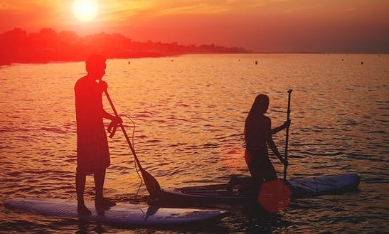 Paddleboard In San Diego