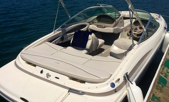 21ft Maxum Bowrider Rental In Mission Bay , Ca