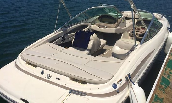 21ft Maxum Bowrider Rental In Coronado