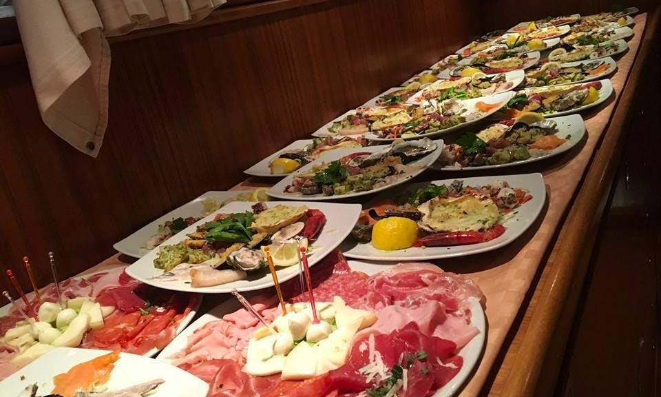 Dinner Cruise in Manfredonia