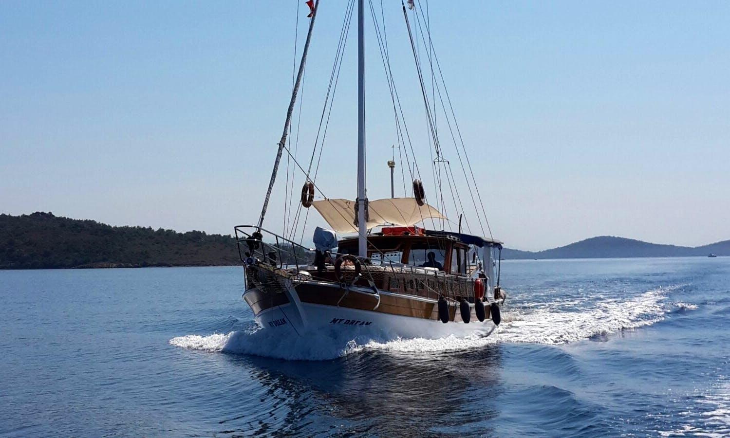 Sloop Charters in  Mithatpasa Mah, Turkey