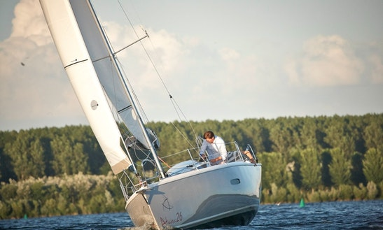 26' Cruising Monohull Rental In Almere