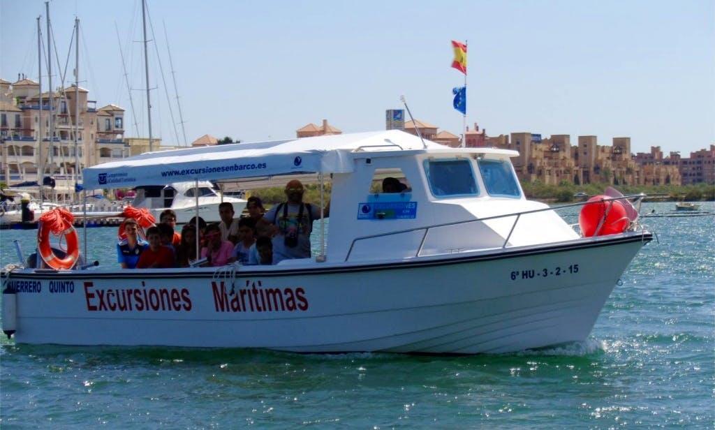 Cruising in Isla Cristina