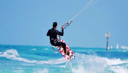 Kitesurf Rental In Sellia Marina
