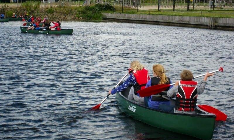 Canoe Rental in Midwolda