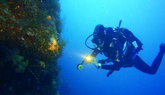 Rib Diving Courses In Pireas