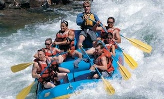 Adrenaline Pumping Rafting Trips for a Group of 6 Persons in Kathmandu, Nepal