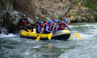 Rafting Tours in Sort
