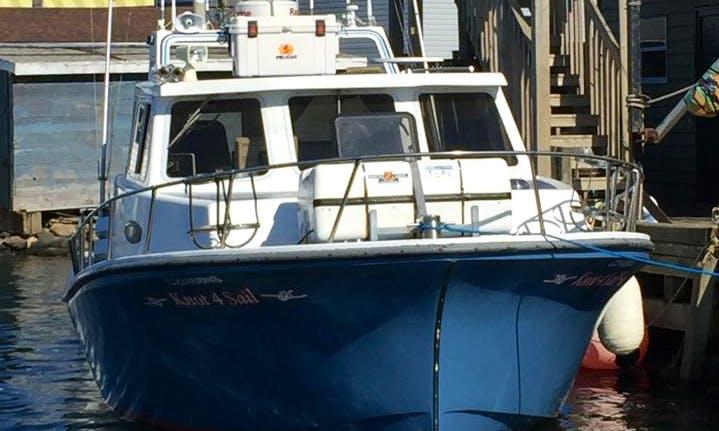 Sport Fisherman Charter in Halifax Nova Scotia, Canada