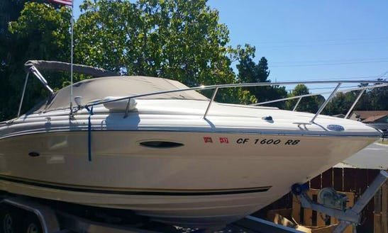Sea Ray 225 Weekender Boat For Rent In Richmond