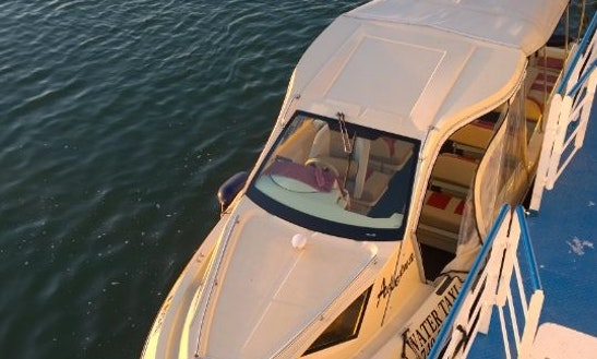 Canal Boat Rental In Danube Delta- Adelina