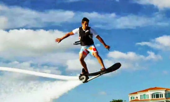 Hoverboard Lessons In Ibiza