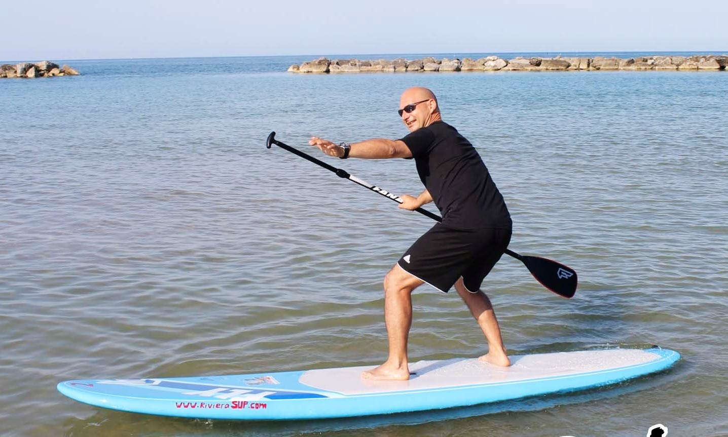 Stand Up Paddleboard Lessons in Bari