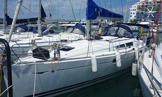 Charter Jeanneau 39i