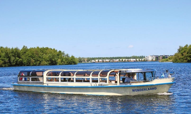 "The ""Wonderlaand"" Boat Tour in Groningen"