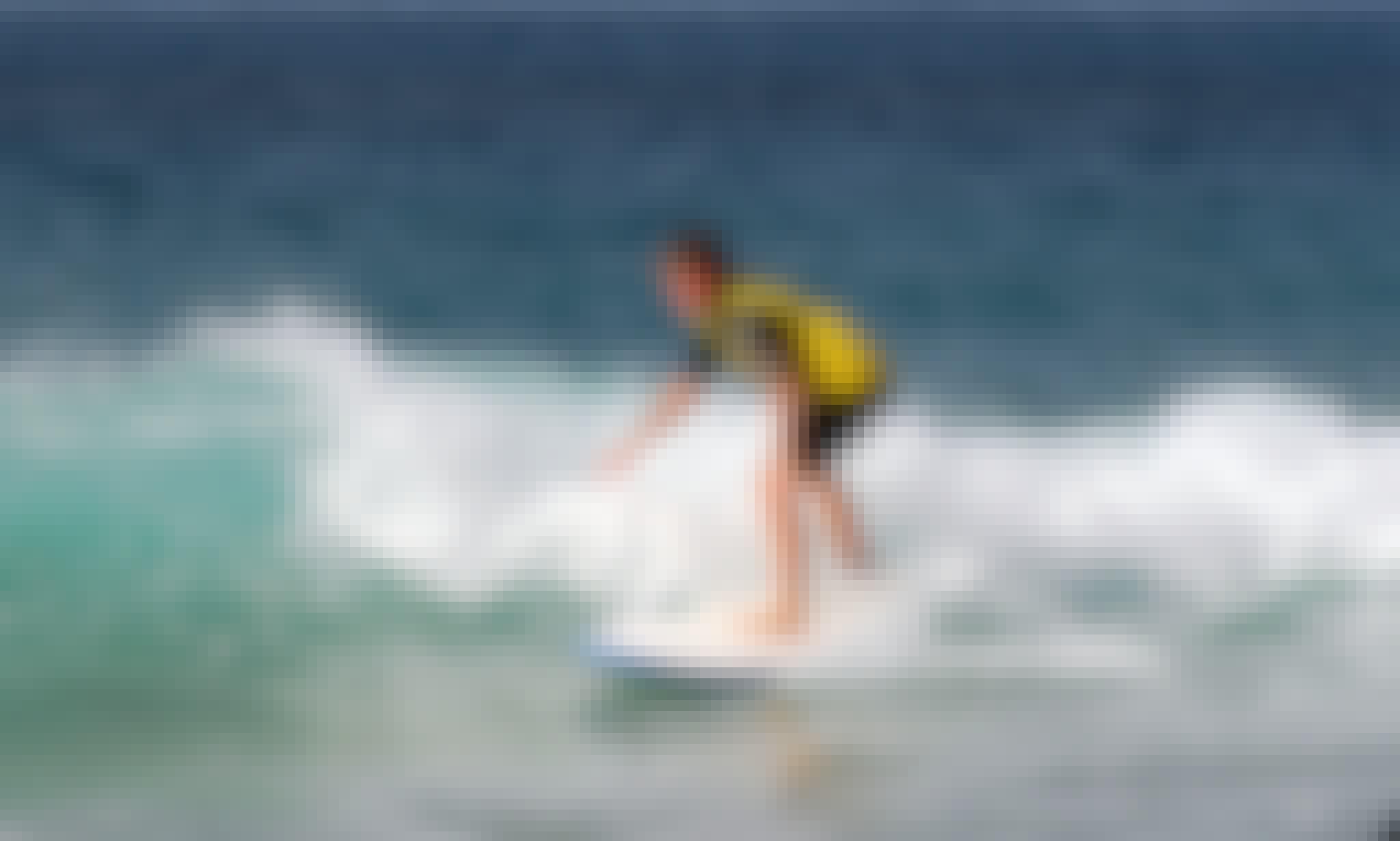 Surf Lessons in La Oliva