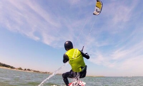 Kiteboarding Lessons And Courses In Kamperland