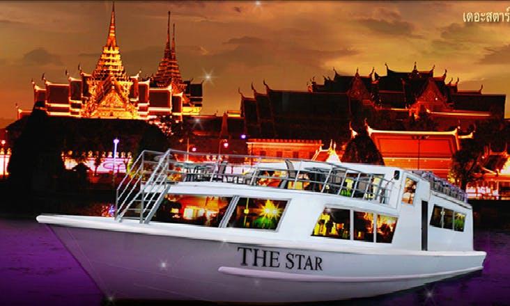 """The Star"" Dinner Cruise on Chaophraya River"