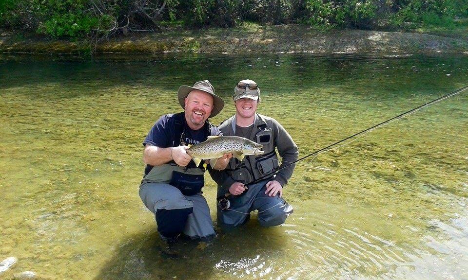 Fly Fishing Trips in Twizel