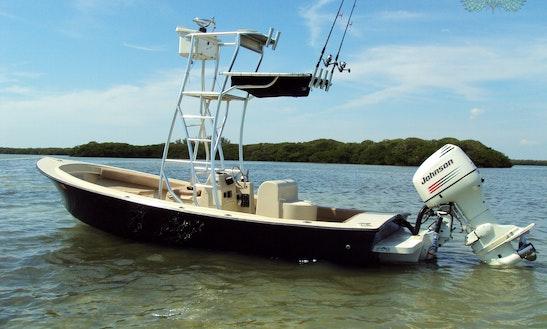 20' Aquasport Center Console Fishing Charter In Saint Petersburg, Florida