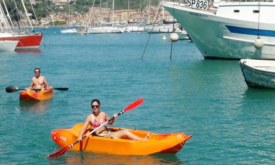 Single Kayak Rental,Courses and Trips in Lerici