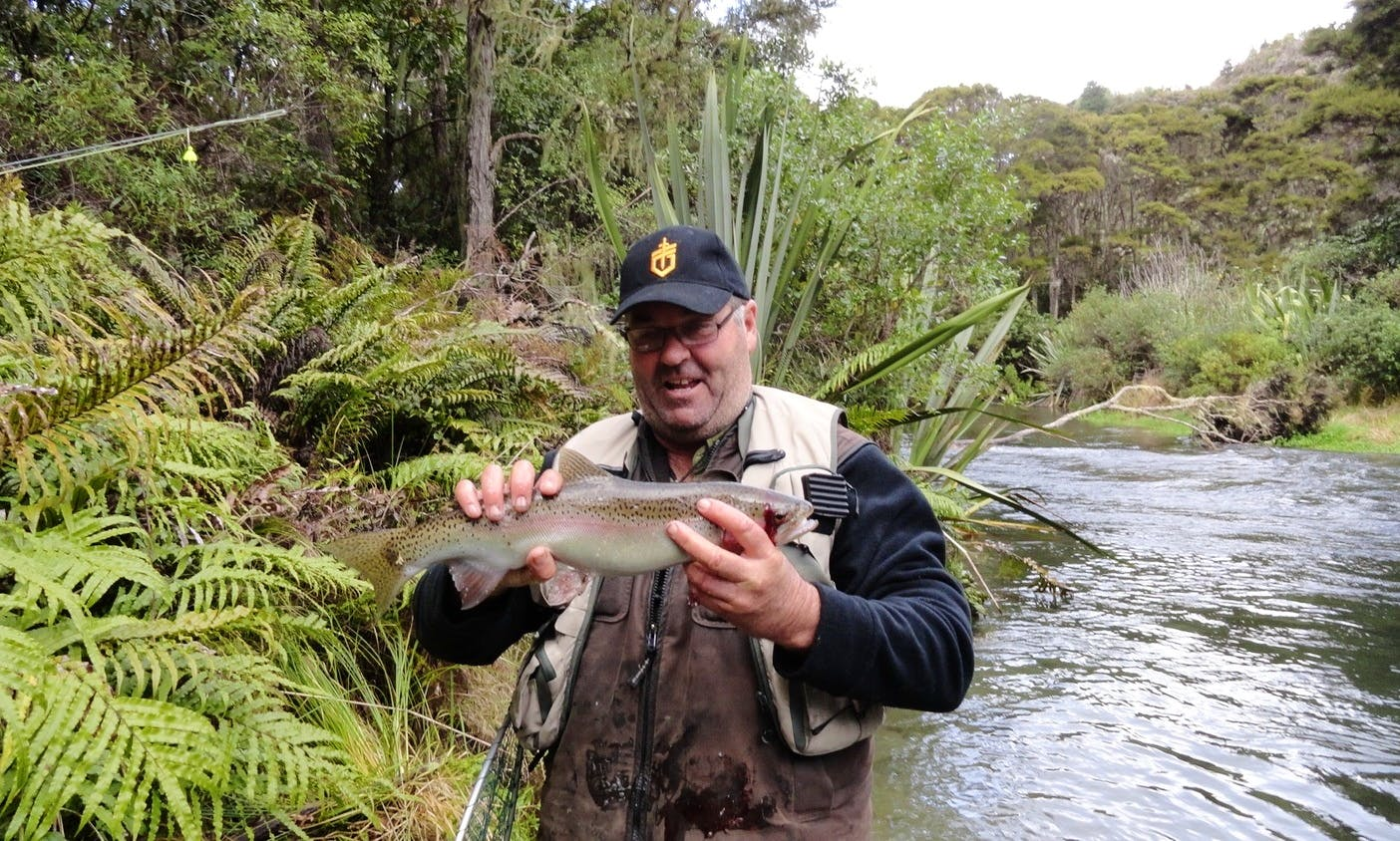 Fly Fishing Trips in Napier