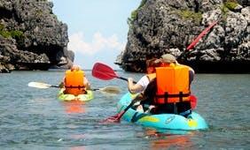 Kayak Trips in Phuket